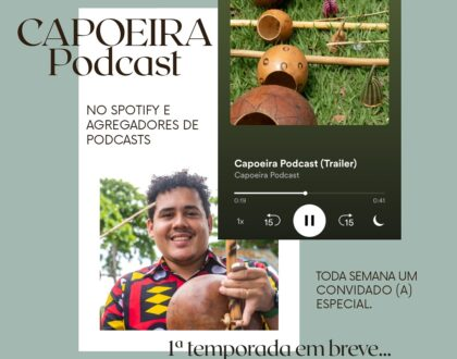 Capoeira Podcast